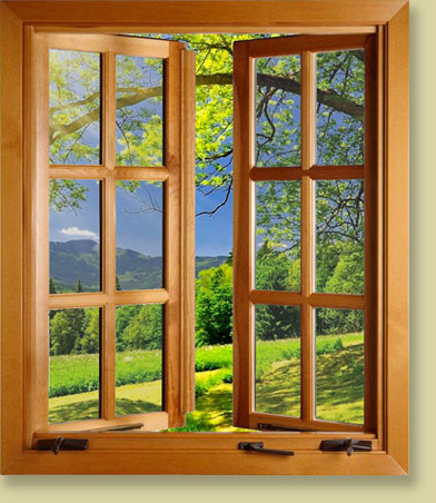Výroba dřevěných oken na míru