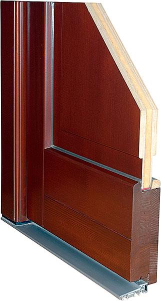 Profil dveří DV78